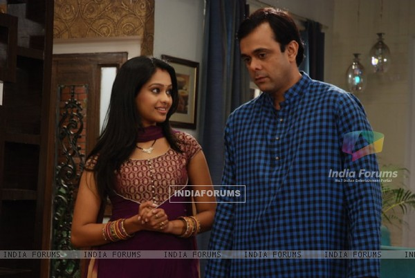 Mugdha and Sumeet