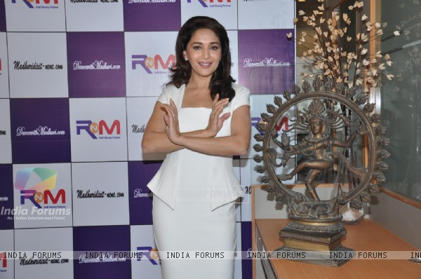 Madhuri Dixit Nene launches her Dance Academy