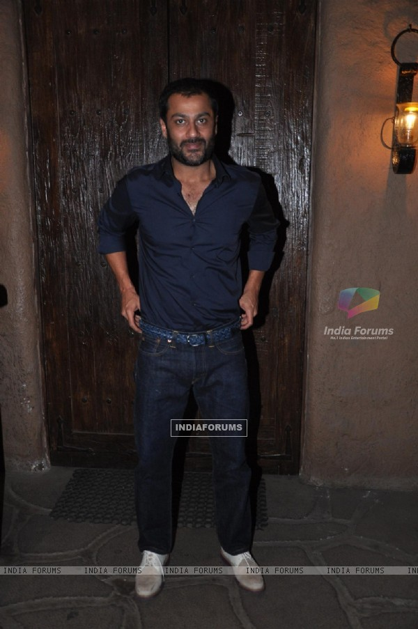 Abhishek Kapoor at Success bash of 'Kai Po Che!'