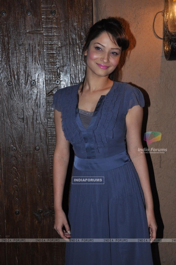 Ankita Lokhande at Success bash of 'Kai Po Che!'
