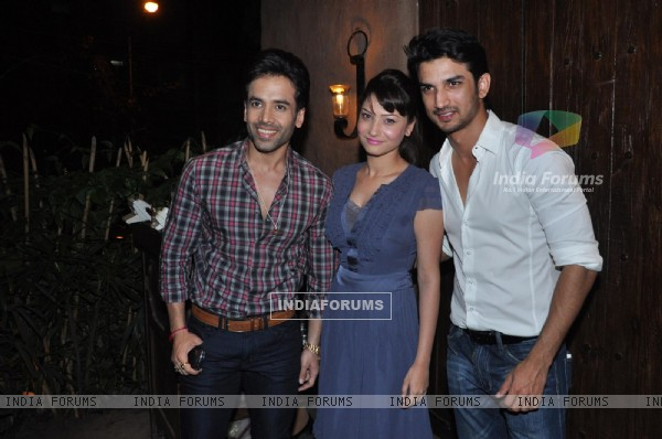 Success bash of 'Kai Po Che!'