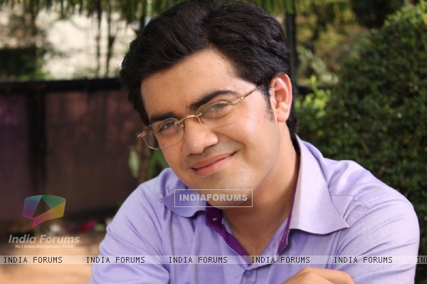 Rishabh Tripathi as Amit in Amita Ka Amit