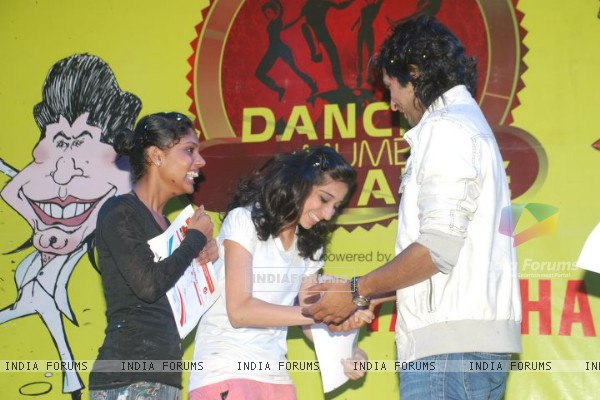 Vrushika Mehta at dance mumabi dance