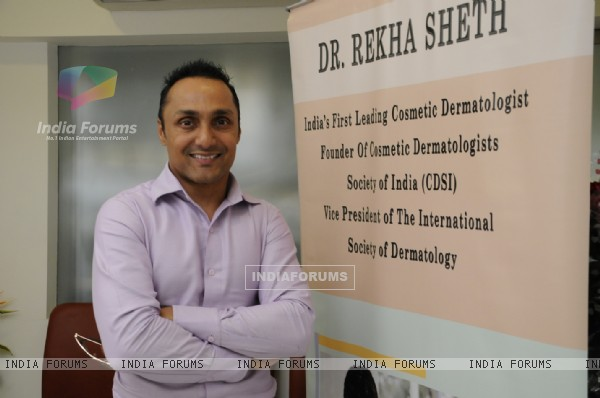 Rahul Bose at Dr. Rekha Sheth Celebrates the Prestigious MARIA DURAN Lectureship Award