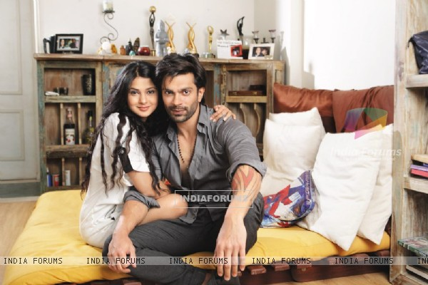 Karan & Jennifer at Home