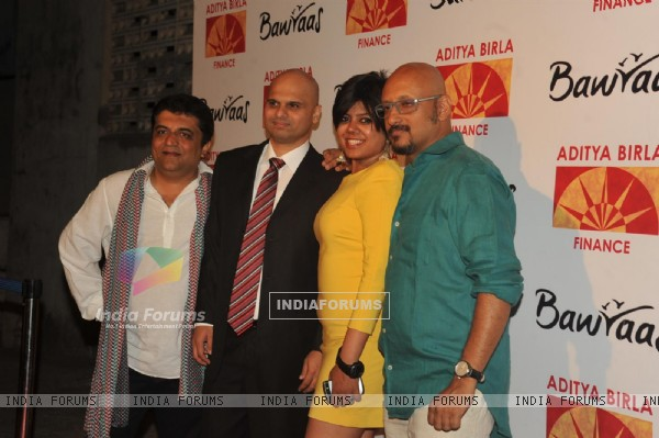 Swanand Kirkire, Shantanu Moitra at Bawraas an evening of Laughter