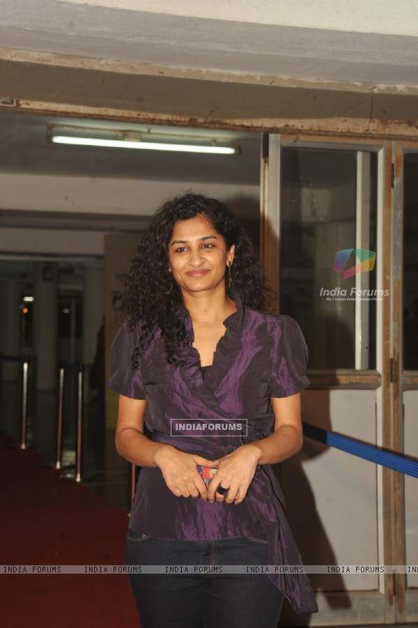 Gauri Shinde at Bawraas an evening of Laughter