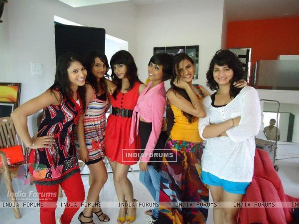 Vrinda Dawda & D3 Girls