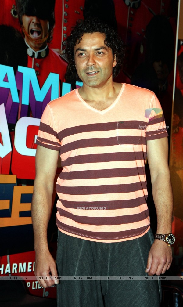 Film Yamla Pagla Deewana 2 first look launch