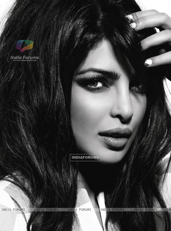 Priyanka Vogue Magazine