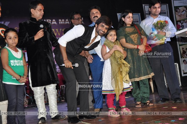 Hira Manek Awards 2013
