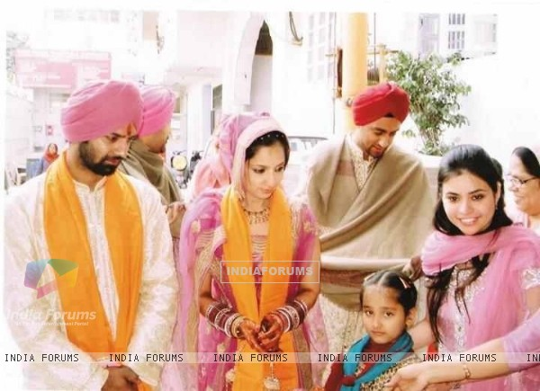 Barun Sobti wedding pi...