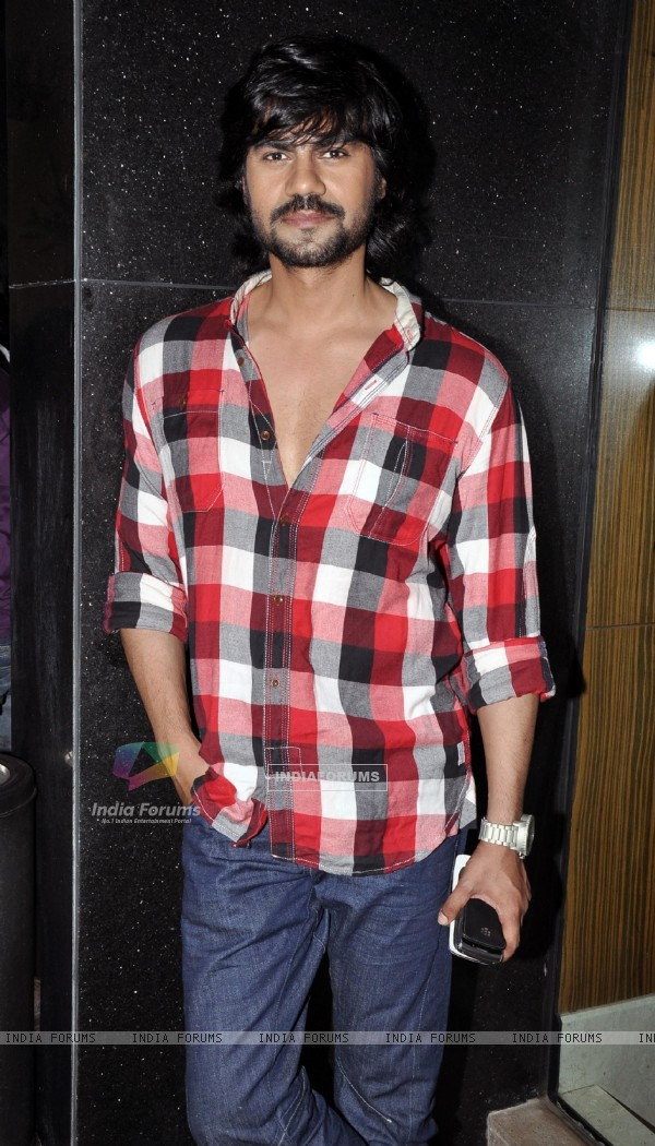 Gaurav Chopra at Music Launch of film I Dont Luv U