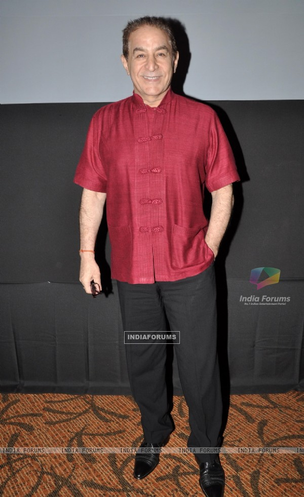 Dalip Tahil at Music Launch of film I Dont Luv U