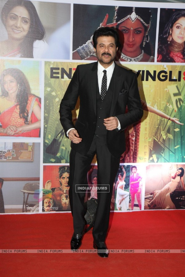 Anil Kapoor at Sahara Pariwar Bash For Padma Shri Sridevi