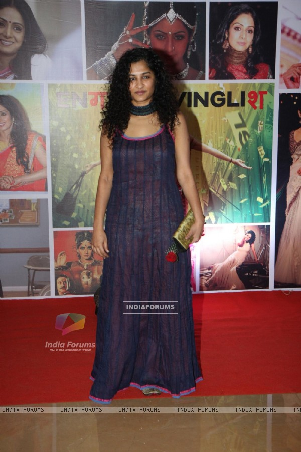 Gauri Shinde at Sahara Pariwar Bash For Padma Shri Sridevi