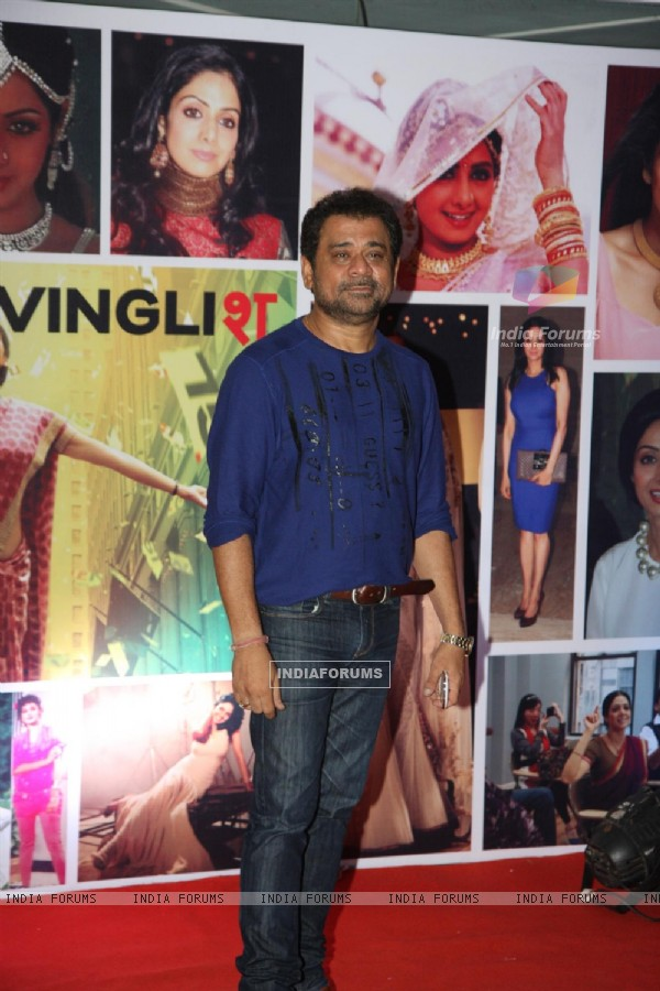 Anees Bazmee at Sahara Pariwar Bash For Padma Shri Sridevi