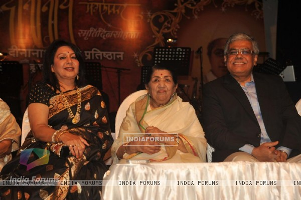 71st Master Dinanath Mangeshkar Awards with Mangeshkars