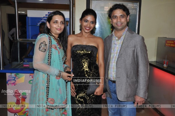 Premiere of Film Shree