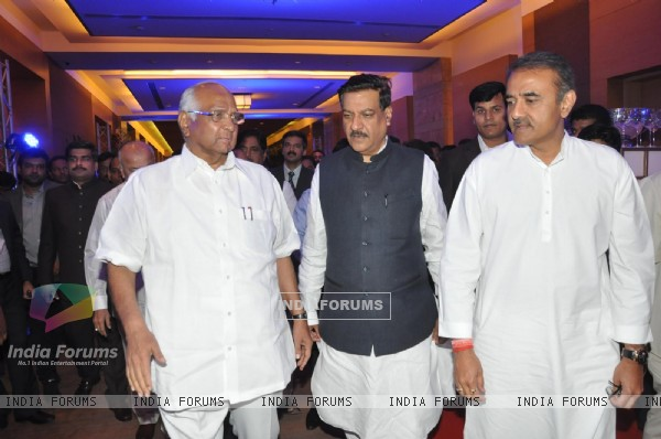 Sharad Pawar at New News Channel Launch Marathi Jai Maharashtra
