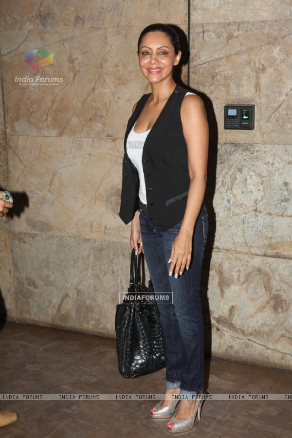Gauri Khan at Special screening of Bombay Talkies