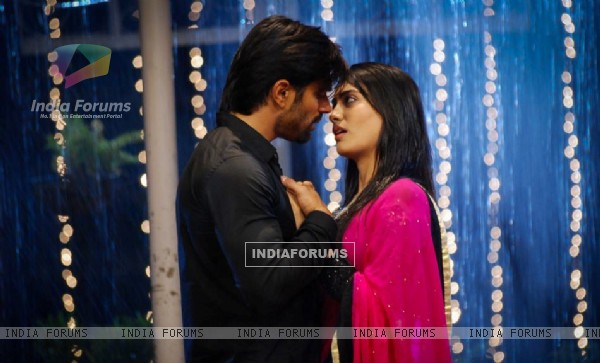 Asad and Zoya Rain Dance