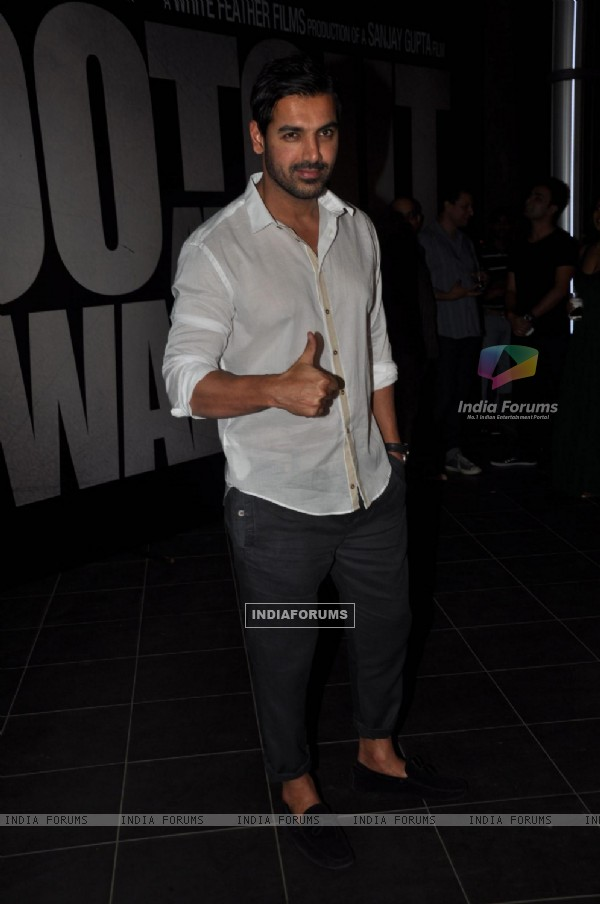 Success Party Film Shootout at Wadala