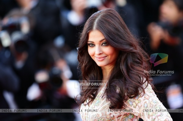 L'Oreal Paris ambassador Aishwarya Rai at Cannes