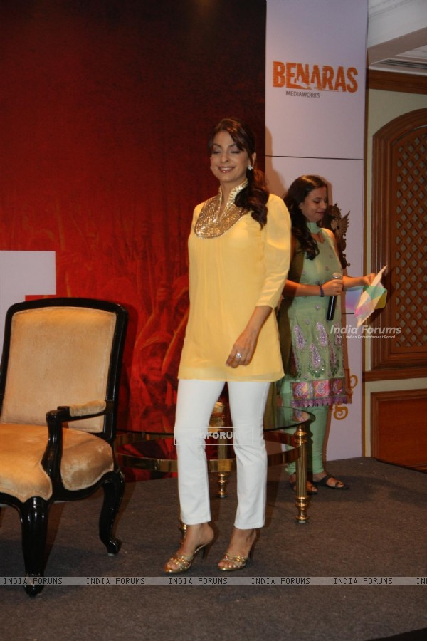 Juhi Chawla launch BELIEVE - campaign