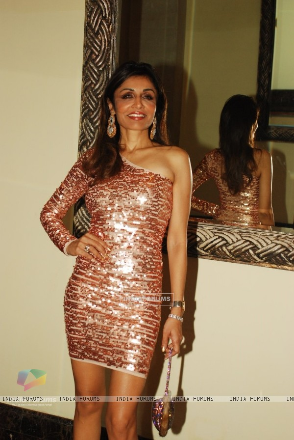 Queenie Dhody at Lonely Planet Magazine India Travel Awards 2013