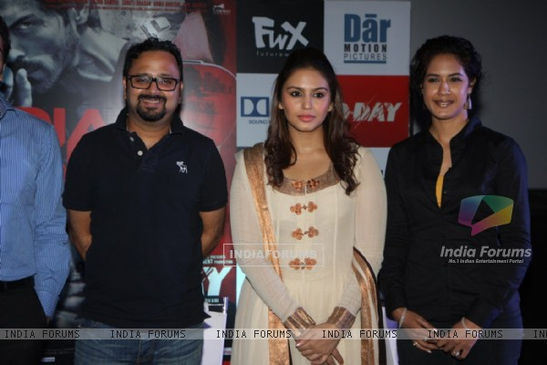 Film D-Day press meet