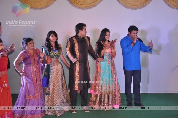 Sangeet Ceremony of Shweta Tiwari