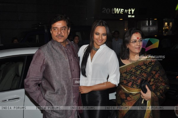 Film Lootera success party