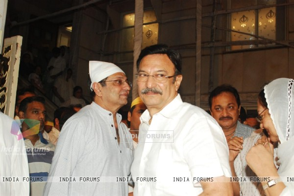 Condolence meeting of late Legendary Actor Pran