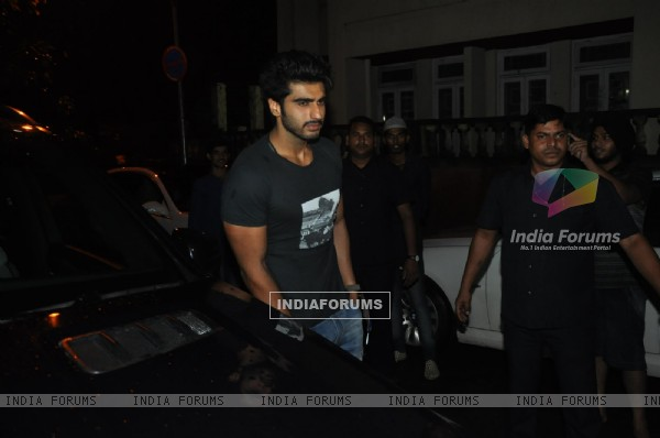 Aamir Khan's special screening of film Ship of Theseus