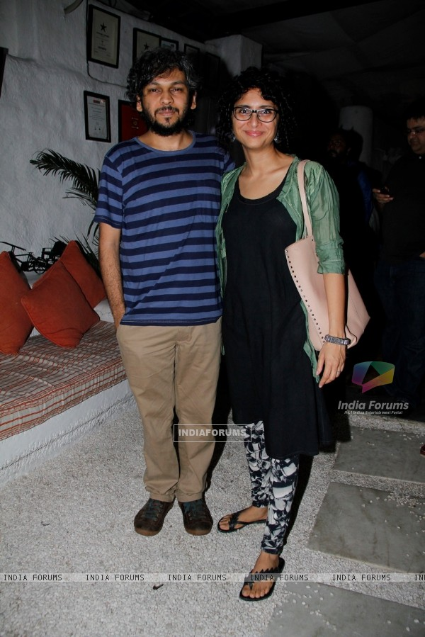 Conversation with Kiran Rao & Anand Gandhi for the Movie Ship of Theseus