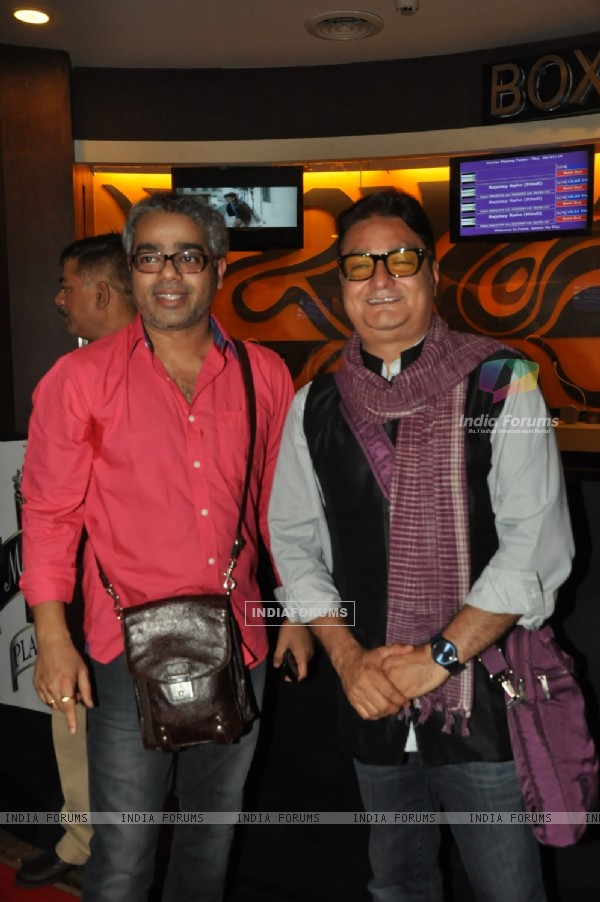 Premiere of film Bajatey Raho