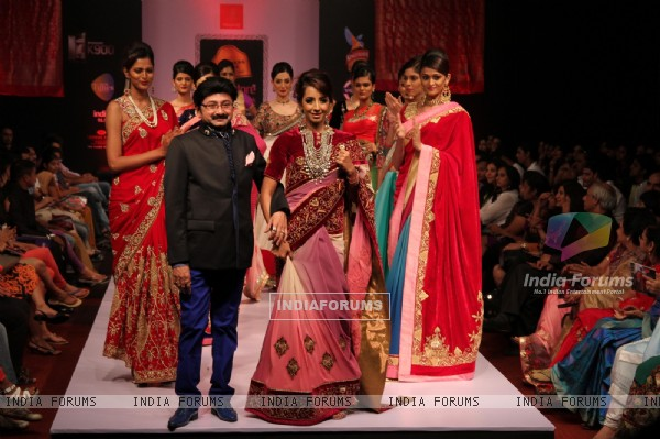 Ashok Maanay on Day 3 at the Blenders Pride Bangalore Fashion Week