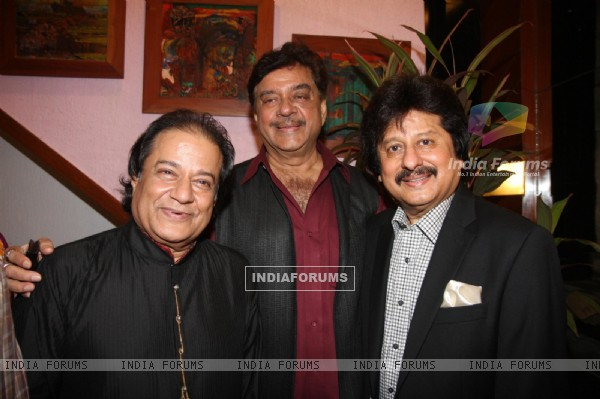 Anup Jalota 60 years Birth Day Party Celebration