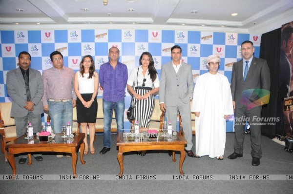Once upon a time in Mumbai Dobara and Oman Tourism's Campaign Announcement