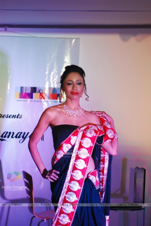 Amanaya The Art & Jewellery Fashion Show