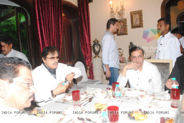 Sanjay Khans Iftaari Party