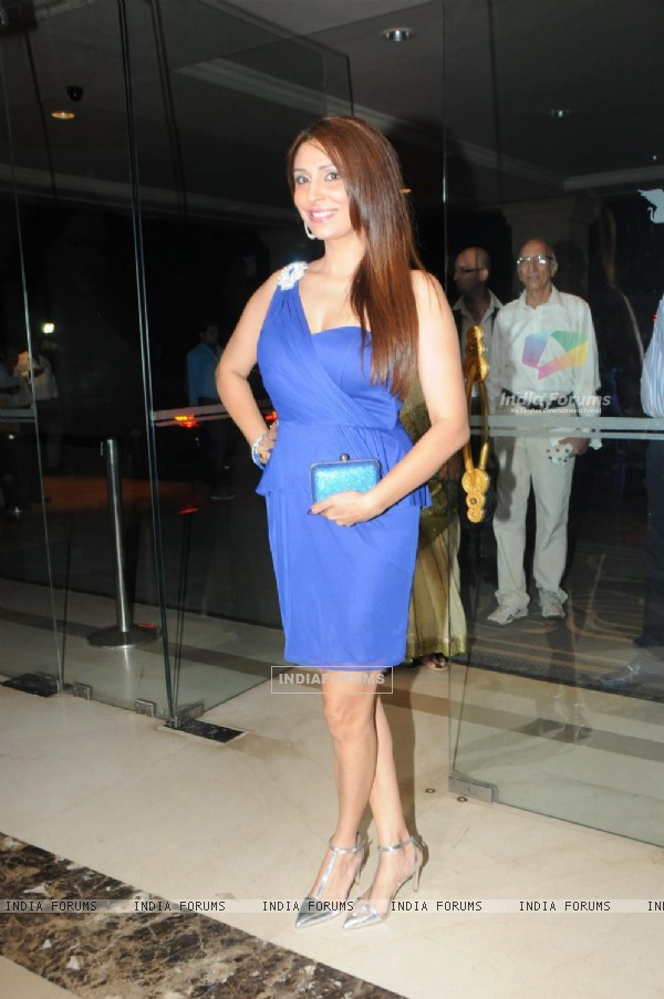 Pooja Mishra at HVK Jewels Fashion Show at JW Marriott