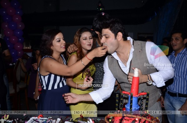 Pratyusha Banerjee at her Birthday Party