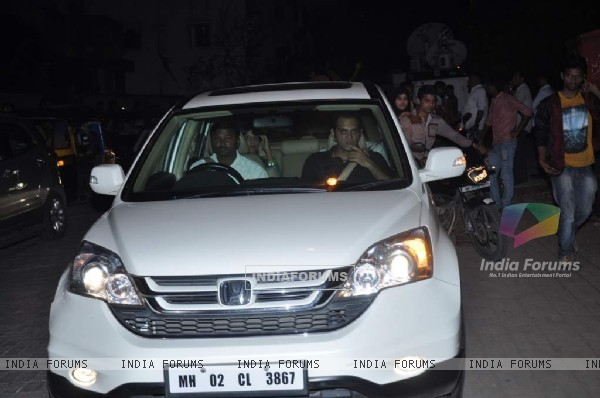 Shahrukh Khan's Grand Eid Party