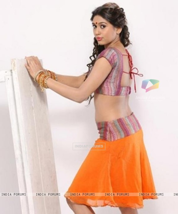 Manisha Yadav in a desi avatar