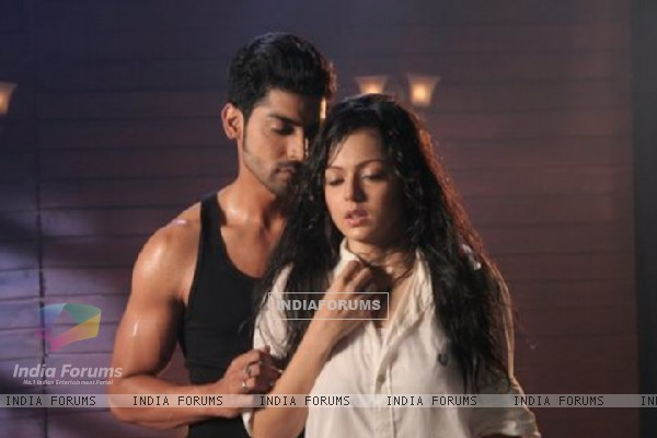 Gurmeet and Drashti