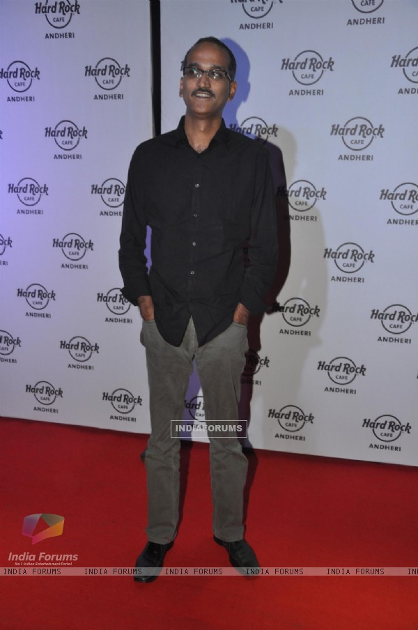 Rohan Sippy was present at the Hard Rock Cafe Launch in Andheri