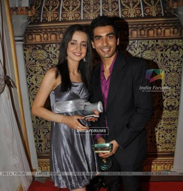 Mohit and Sanaya