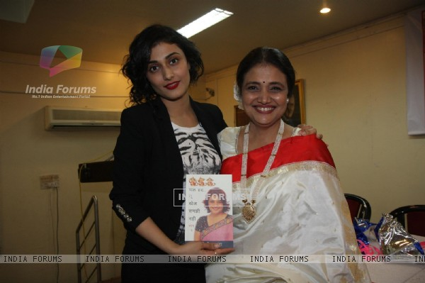 Ragini Khanna at the Launch of the book